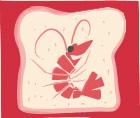 Shrimp on Toast